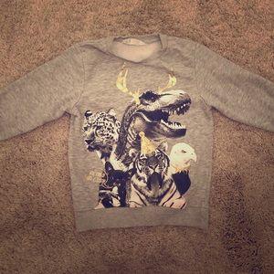 H&M Party Animals Sweatshirt